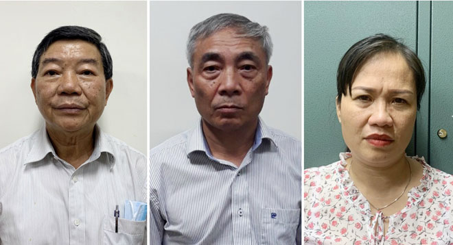 Khởi tố, bắt tạm giam 3 bị can liên quan đến vụ án xảy ra tại Bệnh viện Bạch Mai