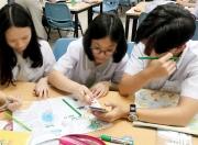 Sử dụng điện thoại để phục vụ học tập: Nên hướng dẫn kỹ năng