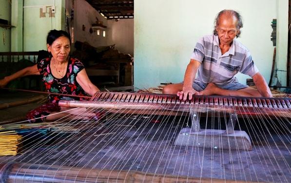 Làng dệt chiếu cổ hơn 300 năm tuổi ở Quảng Nam có nguy cơ mai một
