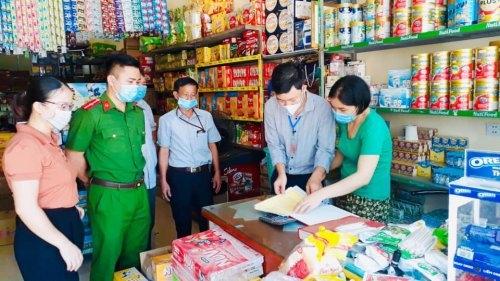 Thí điểm thanh tra chuyên ngành an toàn thực phẩm tại 9 tỉnh, thành phố