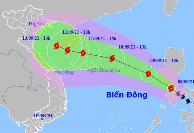 Khẩn trương lên phương án sơ tán người dân đề phòng mưa lũ, sạt lở từ bão Côn Sơn