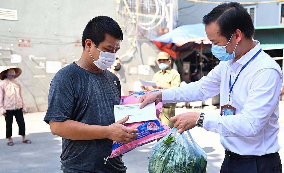 Hà Nội: Thống kê người ngoại tỉnh có nguyện vọng trở về quê