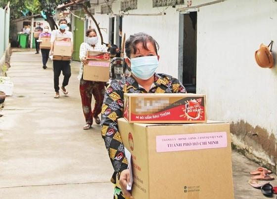 TP HCM: Thanh tra đề nghị các địa phương cung cấp thông tin về công tác an sinh và phòng chống dịch