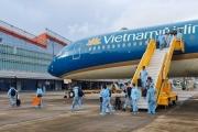 """Sân bay Vân Đồn đón chuyến cuối thí điểm """"hộ chiếu vắc xin"""""""