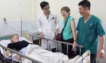 Y tế Việt Nam thu hút bệnh nhân ngoại