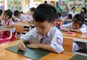 """Phụ huynh """"bế tắc"""" khi dạy con học tiếng Việt lớp 1: Bộ GD&ĐT nói gì?"""