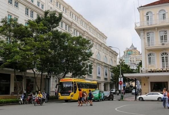 Phương án tổ chức 5 phố đi bộ ở TP HCM
