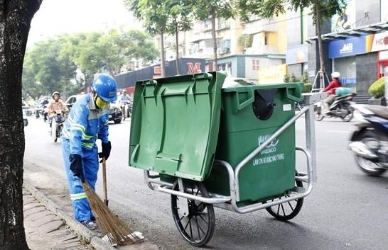 Hà Nội: Gấp rút triển khai đảm bảo vệ sinh môi trường phục vụ các sự kiện lớn