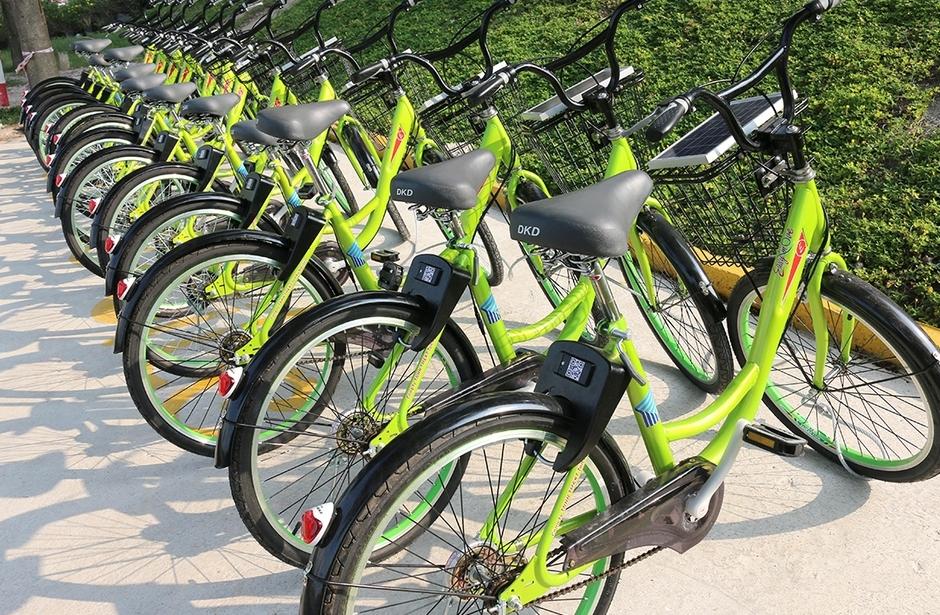 Đề xuất làm 43 trạm xe đạp công cộng ở trung tâm Sài Gòn