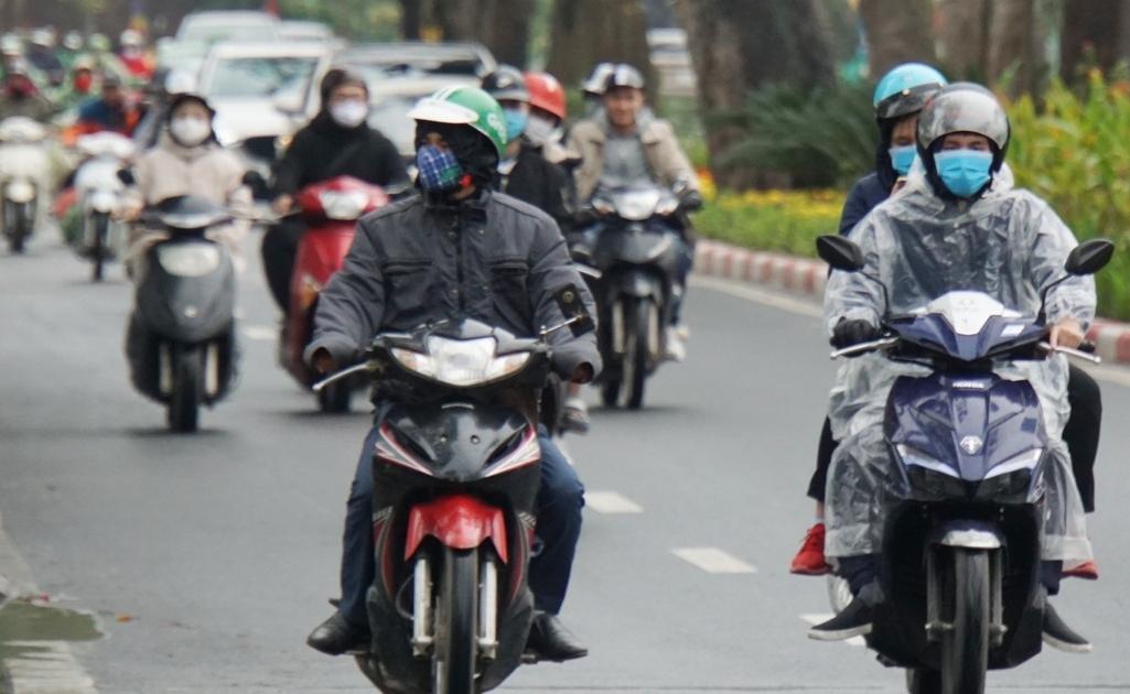 Dự báo thời tiết 10 ngày tới (ngày 24/11 - 3/12): Bắc Bộ mưa rải rác, trời lạnh; Nam Bộ mưa dông