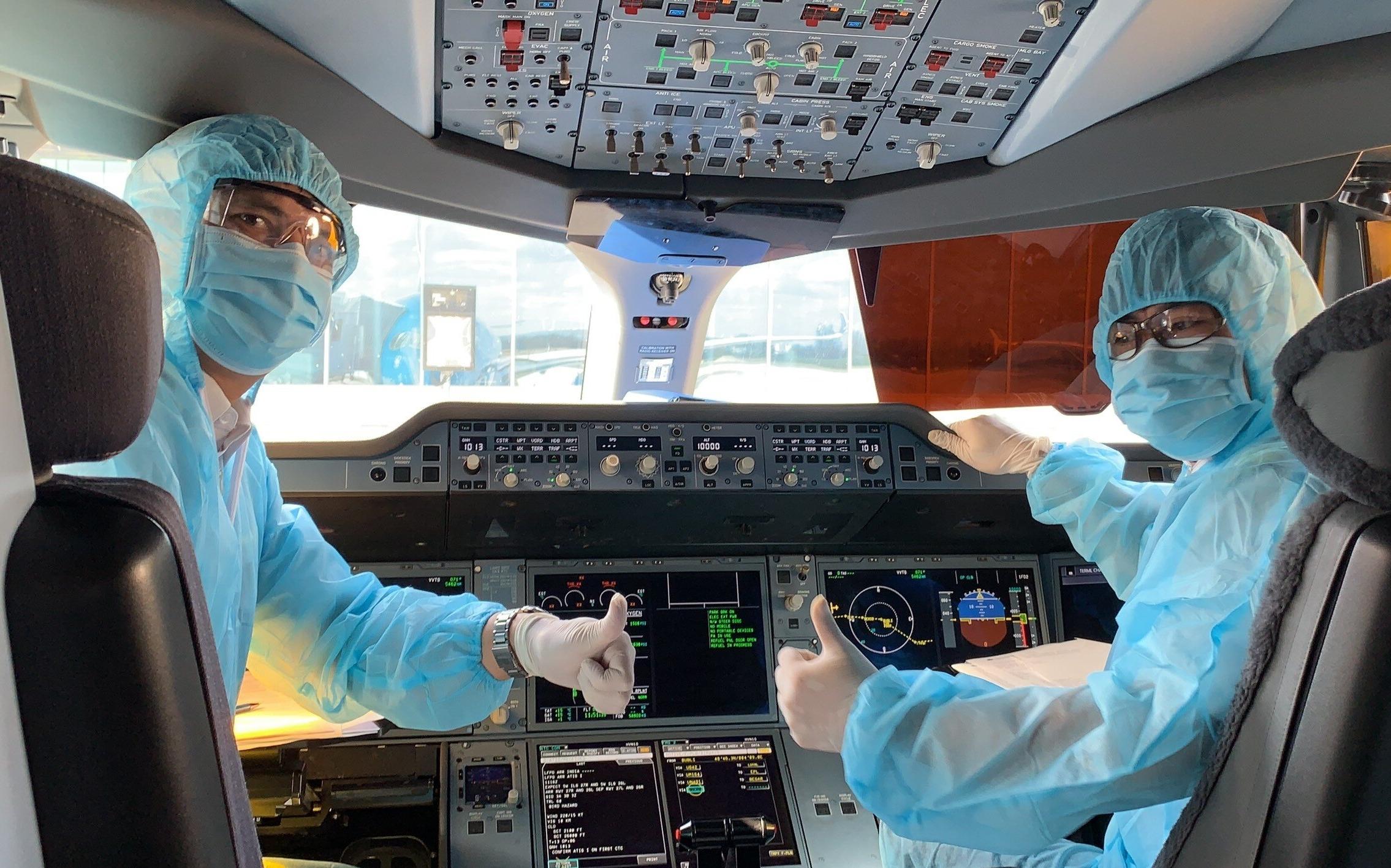 Các chuyến bay quốc tế tiếp theo sẽ thực hiện thế nào?