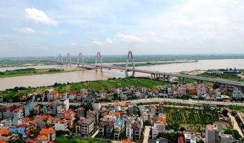 Quy hoạch hai bên sông Hồng: Trục không gian kiến trúc cảnh quan trung tâm của Thăng Long - Hà Nội