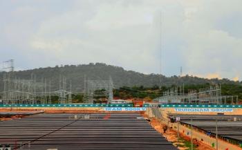 Khánh thành nhà máy điện mặt trời lớn nhất Đông Nam Á tại Ninh Thuận