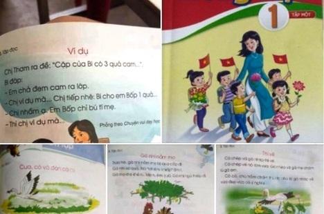"""Hội đồng thẩm định sách giáo khoa tiếng Việt lớp 1: """"Chúng tôi không sai"""""""