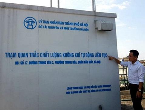 Hà Nội: Đồng bộ các giải pháp giảm thiểu ô nhiễm không khí