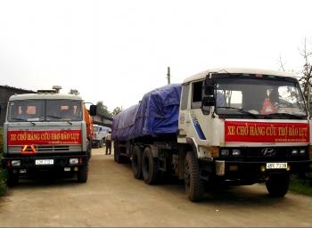 Xuất cấp ngay 5.000 tấn gạo dự trữ cho đồng bào bị lũ lụt