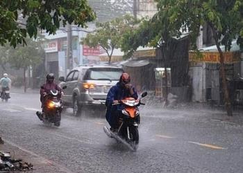 Thời tiết 10 ngày tới (24/10 - 2/11): Cả nước có mưa to đến rất to, dông rải rác
