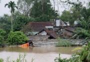 """Trận """"đại hồng thủy"""" tại Hà Tĩnh: Trận lũ lụt lịch sử rất khác thường!"""