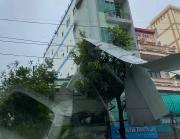 Bão số 9 giật cấp 13 quét qua Quảng Nam - Quảng Ngãi