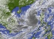 Biển Đông lại sắp đón bão Goni