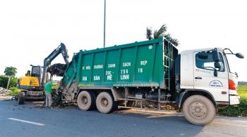 Hạn chế những sự cố rác thải: Sớm thực thi giải pháp tổng thể