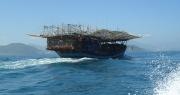 Kiểm ngư đã tiếp cận vị trí 2 tàu cá Bình Định bị chìm trên biển