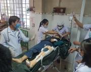 Quảng Nam huy động tối đa lực lượng tìm kiếm các nạn nhân bị vùi lấp