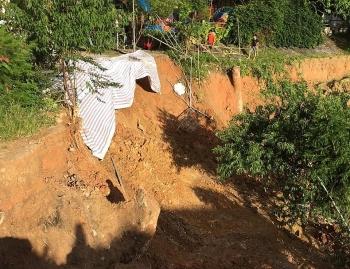 Khẩn cấp ứng phó lũ quét và sạt lở đất tại Nghệ An, Hà Tĩnh