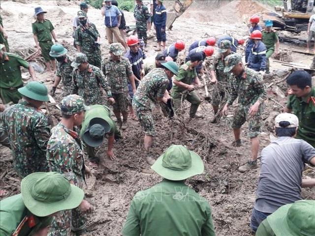 Quảng Nam công bố danh tính các nạn nhân vụ sạt lở Trà Leng - 7