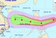 Siêu bão Goni đang giật trên cấp 17, đi vào Biển Đông ngày 2/11