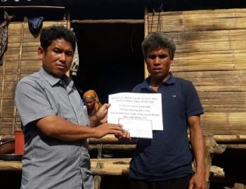 Vụ trả lại 10 triệu lẫn trong gói hàng từ thiện: Món quà bất ngờ từ Hà Nội