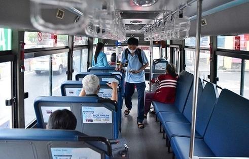TP HCM: Chạy lại 4 tuyến xe buýt đầu tiên tại huyện Cần Giờ