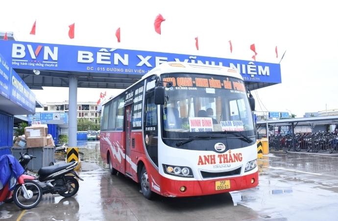 Vận tải hành khách liên tỉnh: Còn nhiều vướng mắc cần tháo gỡ