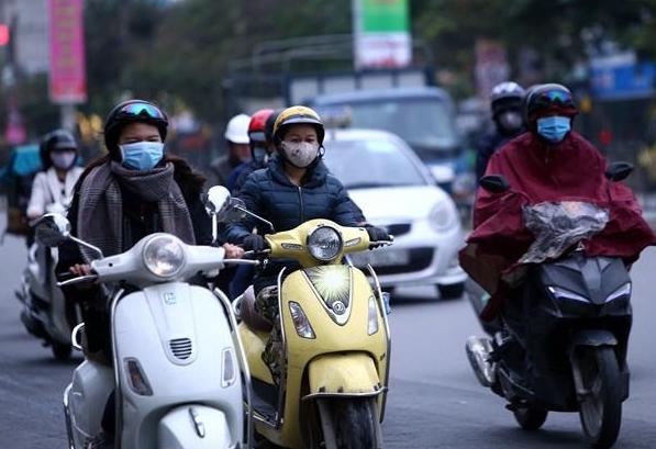 Không khí lạnh tăng cường, Bắc Bộ và Bắc Trung Bộ chuyển lạnh, Trung Bộ nhiều nơi mưa lớn