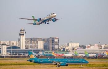 Hàng không tăng chuyến bay nội địa, đề xuất mở lại hoạt động bay quốc tế