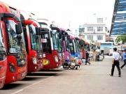 TP HCM: Vận tải hành khách hoạt động theo 4 cấp độ, đề xuất khôi phục xe buýt theo 3 giai đoạn