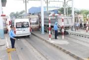 Các trạm thu phí trên quốc lộ 1K chính thức tạm dừng hoạt động