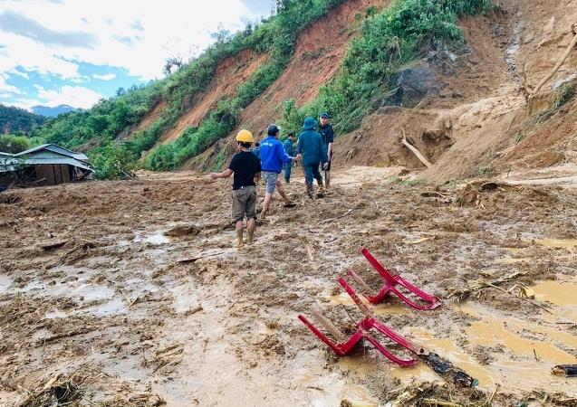 Tìm thấy 9 nạn nhân ở Phước Sơn, trong đó có phó bí thư đoàn xã
