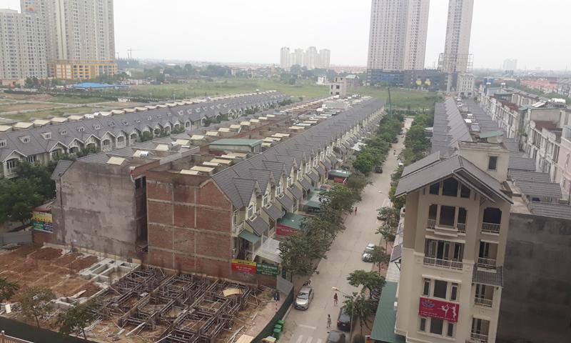 Quy hoạch các xã ven đô Hà Nội: Giải quyết bất cập đô thị hóa nhanh