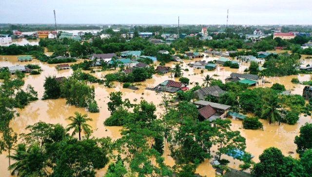 Liên Hợp Quốc đang huy động 40 triệu USD hỗ trợ các tỉnh miền Trung khắc phục hậu quả thiên tai