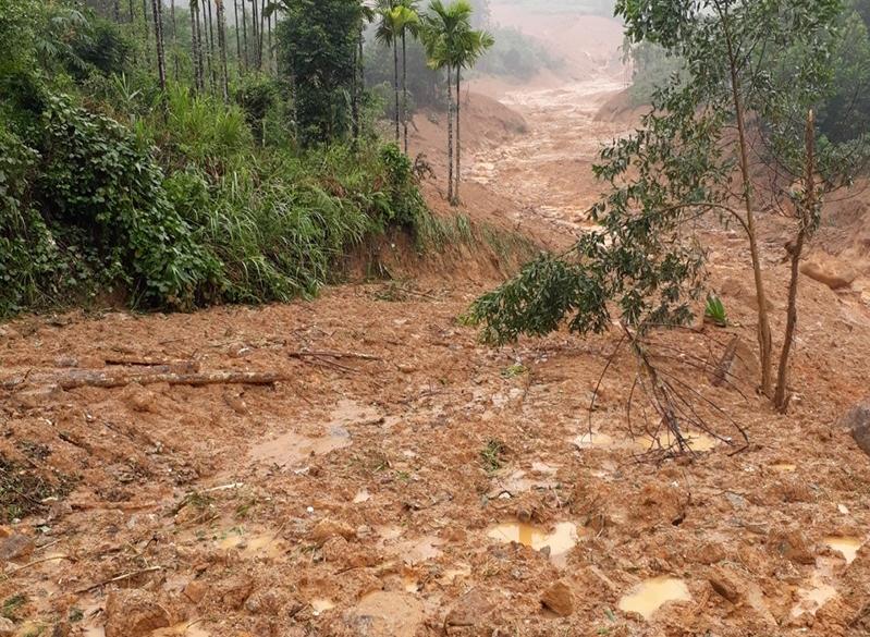 Nguy cơ lũ quét từ Quảng Nam đến Khánh Hòa và Đắk Lắk