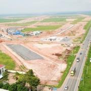 Dồn dập thi công khu tái định cư dự án sân bay Long Thành