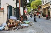 Hà Nội: Từ năm 2021, các quận, huyện, thị xã sẽ chủ động lựa chọn nhà thầu duy trì vệ sinh
