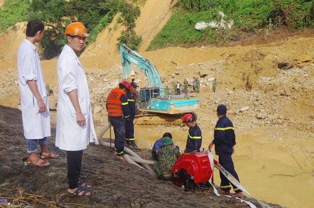Kết thúc giai đoạn tìm kiếm cứu nạn Rào Trăng 3 dưới lòng sông - 4