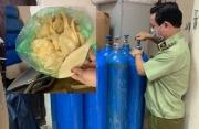 Hà Nội: Xử lý quán cà phê trên phố Xã Đàn kinh doanh bóng cười