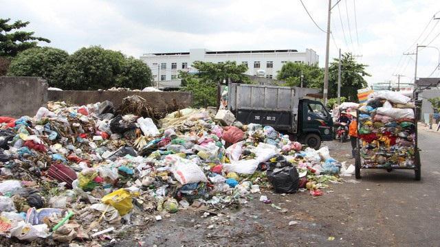 TPHCM cần 29.000 tỷ đồng để xử lý chất thải rắn trong 5 năm tới - 2