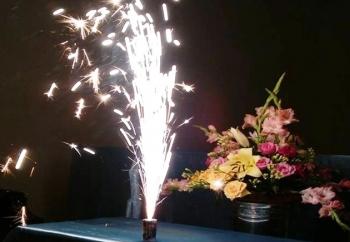 Người dân được đốt pháo hoa không gây tiếng nổ trong dịp lễ tết, cưới hỏi