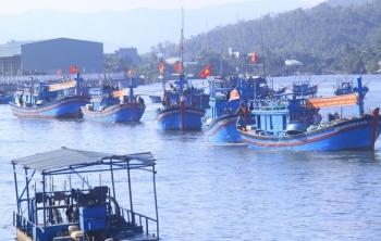 2 tàu cá bị xóa số đăng ký vì vi phạm vùng biển Malaysia