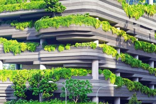 Lợi ích phát triển công trình xanh trong lĩnh vực xây dựng