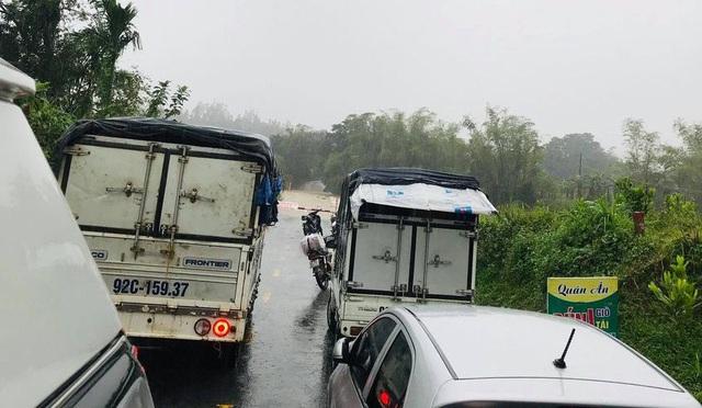 Quảng Nam mưa lớn, nhiều hồ chứa xả điều tiết - 2